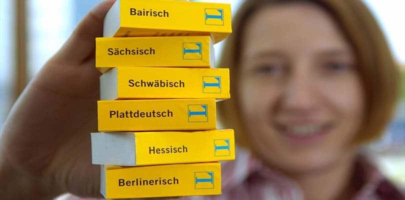 O nemačkim dijalektima (1. deo)