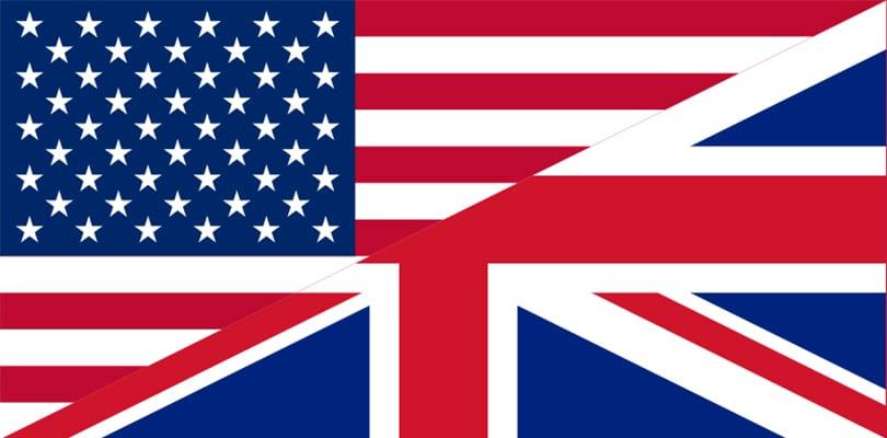 Britanski i američki engleski: leksičke razlike