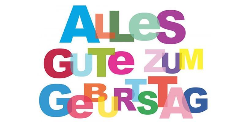 čestitke za rođendan na njemačkom Alles Gute – Sve najbolje čestitke za rođendan na njemačkom