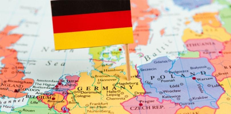 Wohin? – Nach Deutschland!