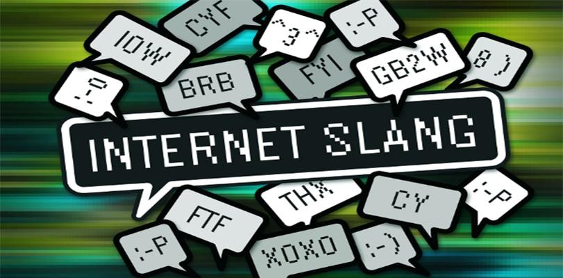 Internet sleng