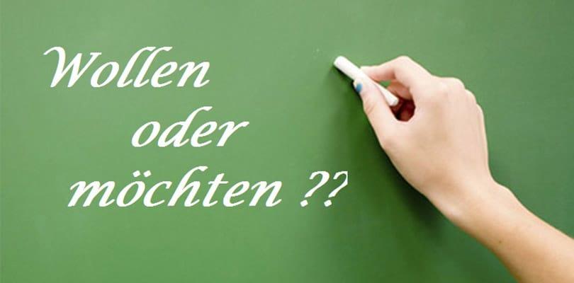 Glagol ŽELETI u nemačkom jeziku