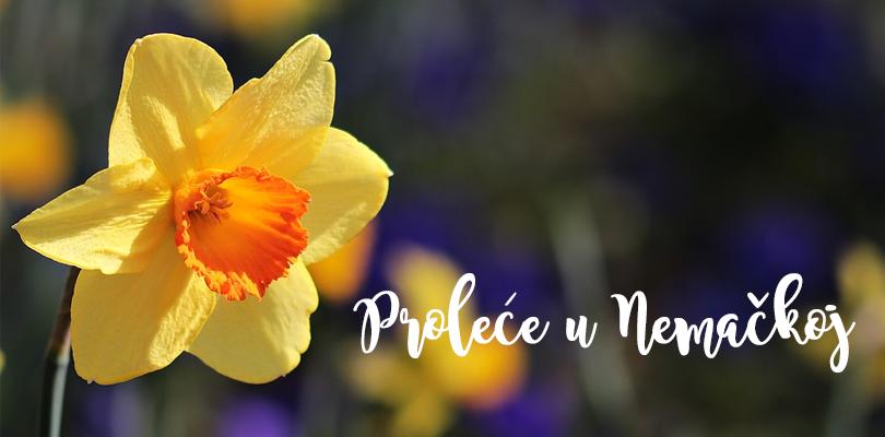 10 reči u nemačkom koje morate znati ovog proleća!